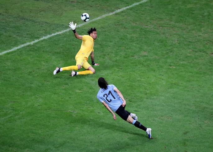 Suarez đá hỏng 11 m, Uruguay thua sốc Peru ở Copa America - Ảnh 5.