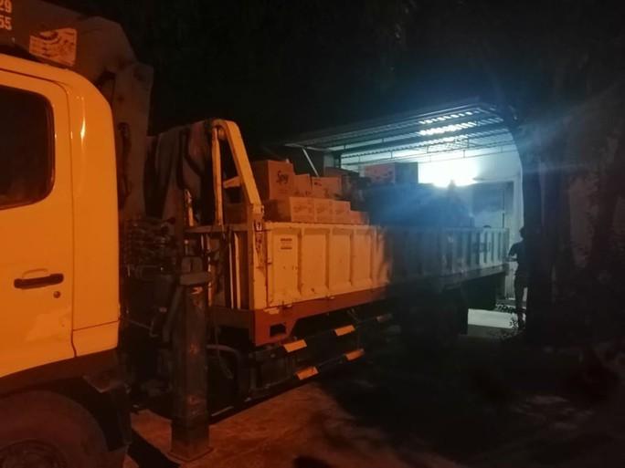 Cháy rừng kinh hoàng ở Hà Tĩnh: Lập chốt chặn trên QL 1A cũ, sơ tán dân - Ảnh 8.