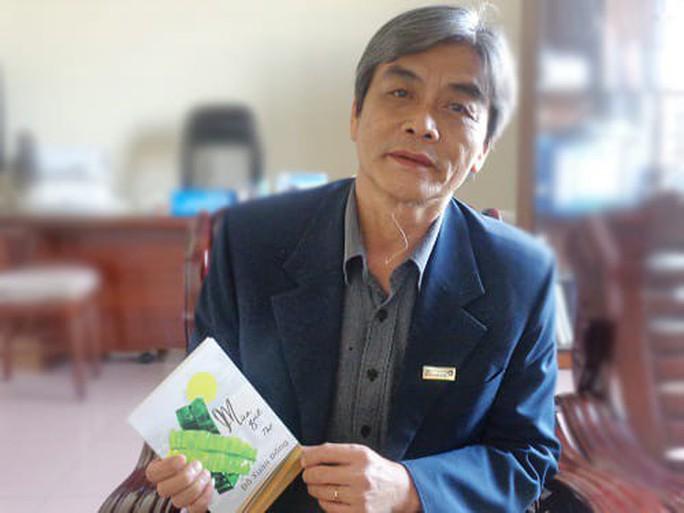 Thơ Đỗ Xuân Đồng: Chút hương lòng xin gửi lại - Ảnh 2.