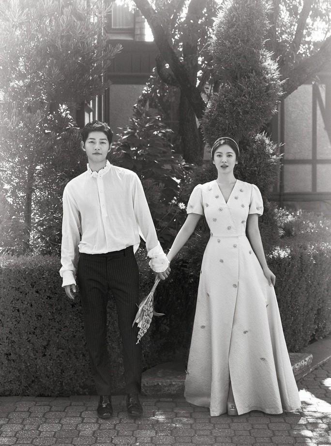 Vụ sao Hậu duệ mặt trời ly hôn: Song Joong Ki bác tin Song Hye Kyo ngoại tình - Ảnh 4.