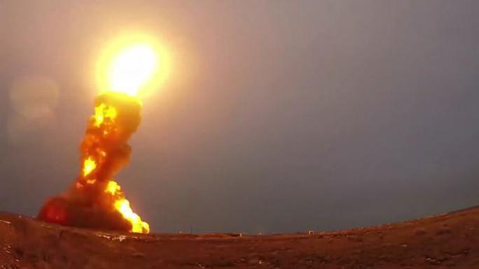 """Nga thử tên lửa đánh chặn """"nhanh nhất thế giới"""" - Ảnh 1."""