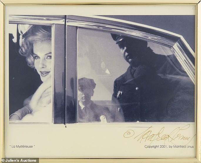 Ảnh hiếm biểu tượng sex Marilyn Monroe tiếp tục được rao bán - Ảnh 5.