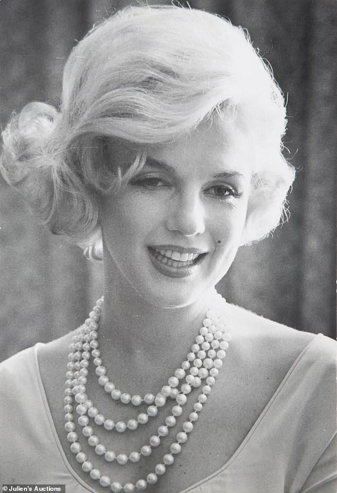 Ảnh hiếm biểu tượng sex Marilyn Monroe tiếp tục được rao bán - Ảnh 1.