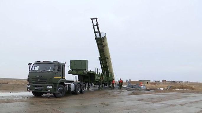 """Nga thử tên lửa đánh chặn """"nhanh nhất thế giới"""" - Ảnh 3."""