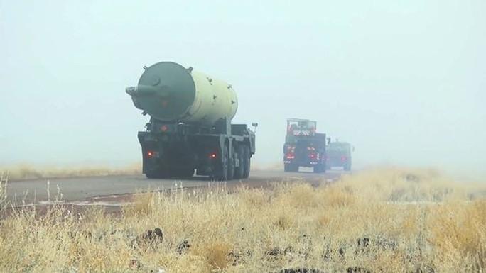 """Nga thử tên lửa đánh chặn """"nhanh nhất thế giới"""" - Ảnh 2."""