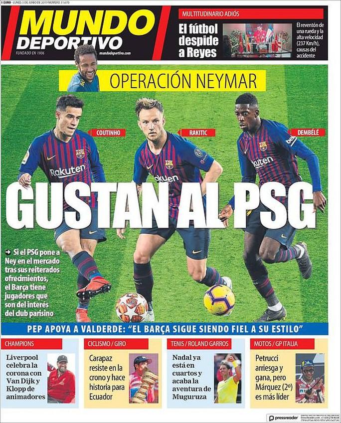 Barcelona mong PSG xuống nước ở thương vụ Neymar - Ảnh 3.