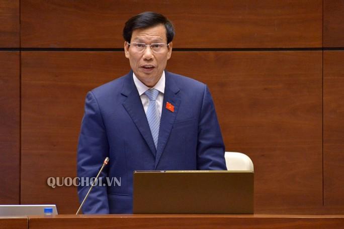 Bộ trưởng Nguyễn Ngọc Thiện nói gì về thông tin quan chức góp tiền xây chùa? - Ảnh 1.