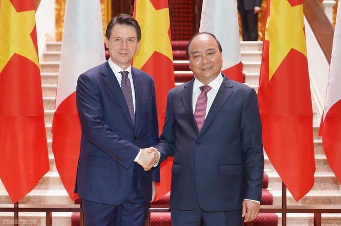 Thủ tướng Nguyễn Xuân Phúc nhận lời thăm Ý - Ảnh 2.