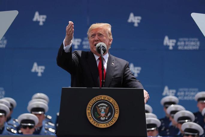 """Ông Trump: Công nương Anh """"xấu tính"""" với tôi - Ảnh 1."""