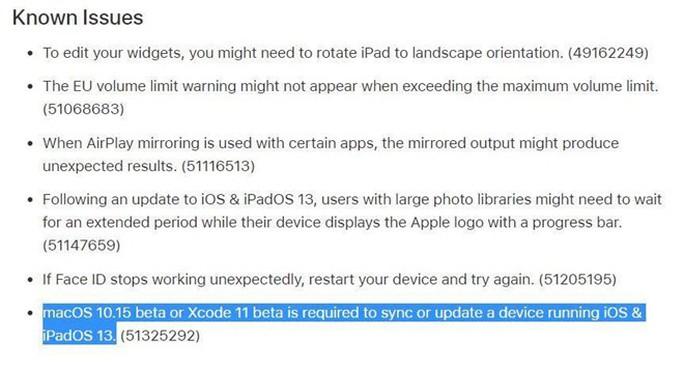 iOS 13 hay thật, nhưng đừng vội nâng cấp - Ảnh 1.