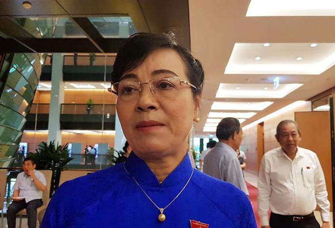 Bà Nguyễn Thị Quyết Tâm: Đã có kết luận về vi phạm của ông Đoàn Ngọc Hải - Ảnh 1.