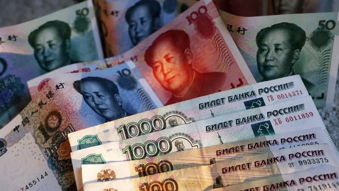 """Nga - Trung thống nhất """"tẩy chay"""" USD - Ảnh 1."""