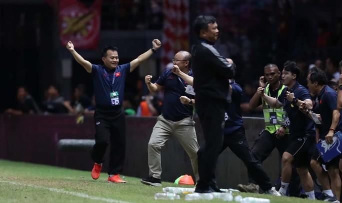 HLV Park Hang-seo nói gì sau khi đánh bại Thái Lan ở những phút cuối? - Ảnh 3.