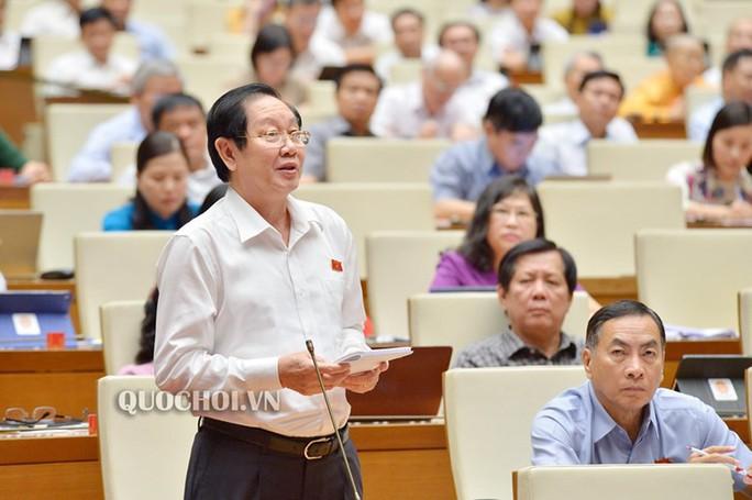 Bộ trưởng Lê Vĩnh Tân: Chưa phát hiện việc kinh doanh chùa để trục lợi - Ảnh 1.