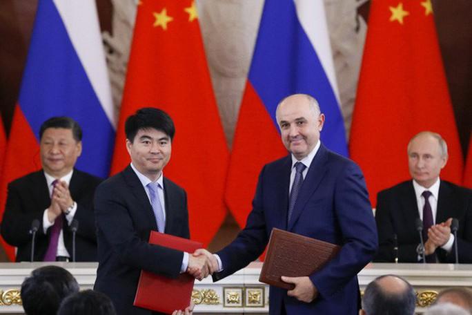 """Bị Mỹ """"xua đuổi"""", Huawei phát triển mạng 5G tại Nga - Ảnh 1."""