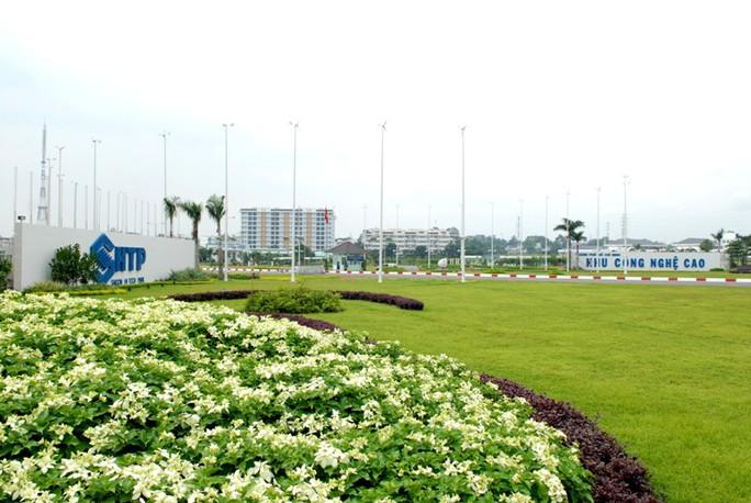 TP HCM kiến nghị Chính phủ cho mở Khu công nghệ cao thứ 2 - Ảnh 1.