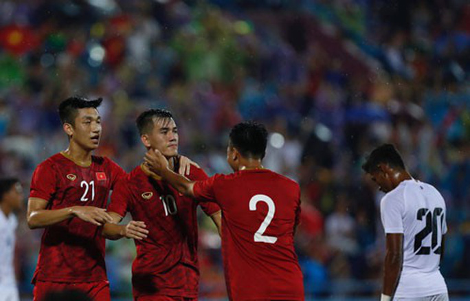 Thắng U23 Myanmar 2-0: Hài lòng với U23 Việt Nam - Ảnh 1.