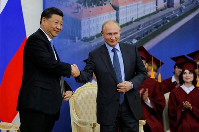 Nga - Trung hợp tác đa lĩnh vực - Ảnh 1.