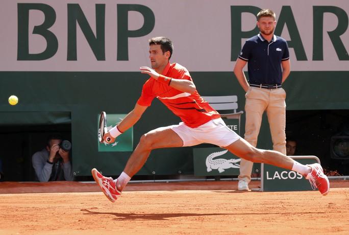 Nhiệm vụ bất khả thi của Dominic Thiem ở Roland Garros 2019 - Ảnh 3.