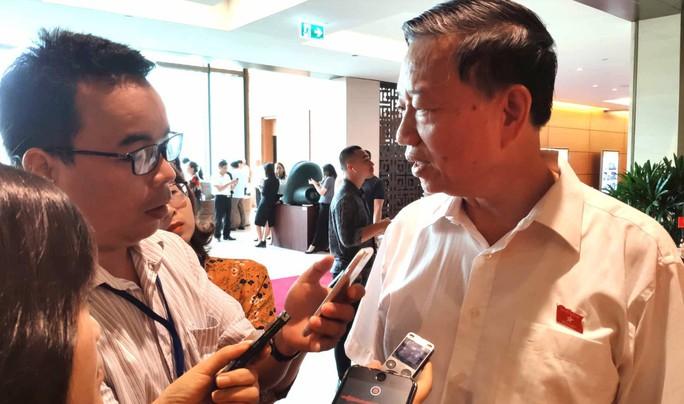 Bộ trưởng Tô Lâm: Bắt đại gia xăng dầu Trịnh Sướng mới chỉ là bước đầu - Ảnh 1.