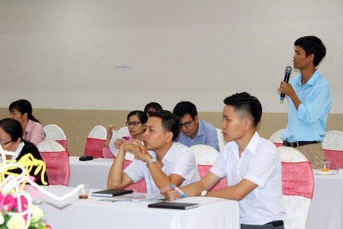Đồng Nai: Tập huấn kỹ năng đối thoại, thương lượng tập thể - Ảnh 1.