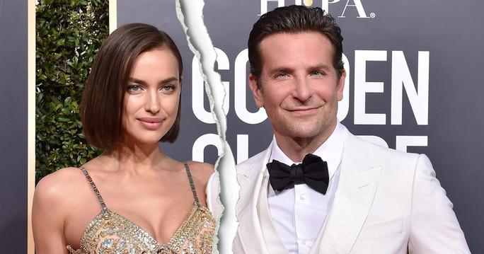 Bradley Cooper và Irina Shayk đường ai nấy bước - Ảnh 1.
