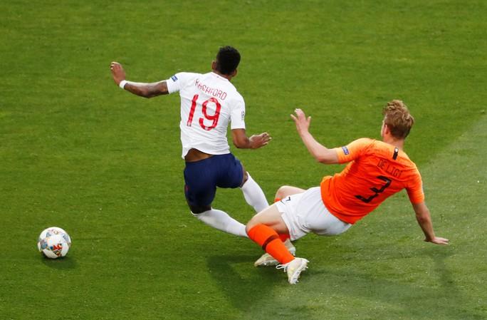 Quật ngã Tam sư, Hà Lan giành vé chung kết Nations League - Ảnh 2.