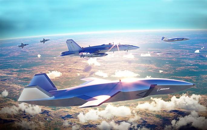 """Mỹ sẽ đưa UAV """"song hành"""" cùng tiêm kích hiện đại - Ảnh 2."""