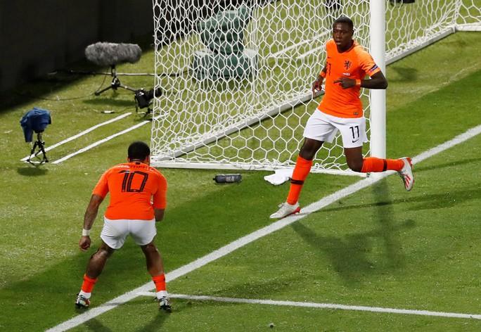 Quật ngã Tam sư, Hà Lan giành vé chung kết Nations League - Ảnh 8.