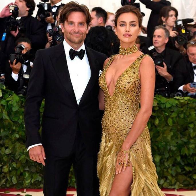Bradley Cooper và Irina Shayk đường ai nấy bước - Ảnh 4.