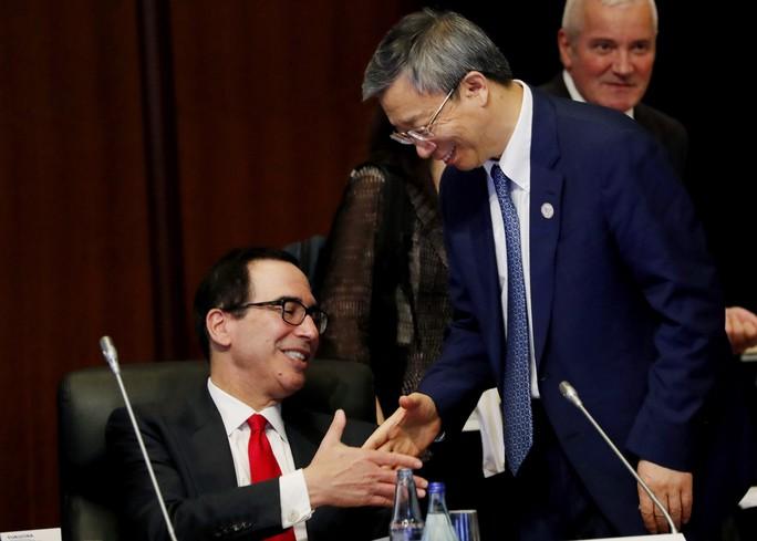 Mỹ kêu gọi Trung Quốc nối lại đàm phán thương mại - Ảnh 1.