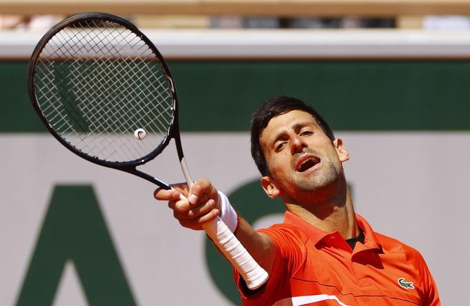 Bán kết Roland Garros 2019: Ông trời cũng không thể cứu được Djokovic - Ảnh 2.