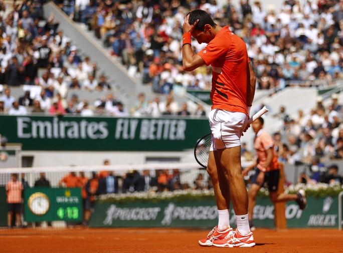 Bán kết Roland Garros 2019: Ông trời cũng không thể cứu được Djokovic - Ảnh 5.