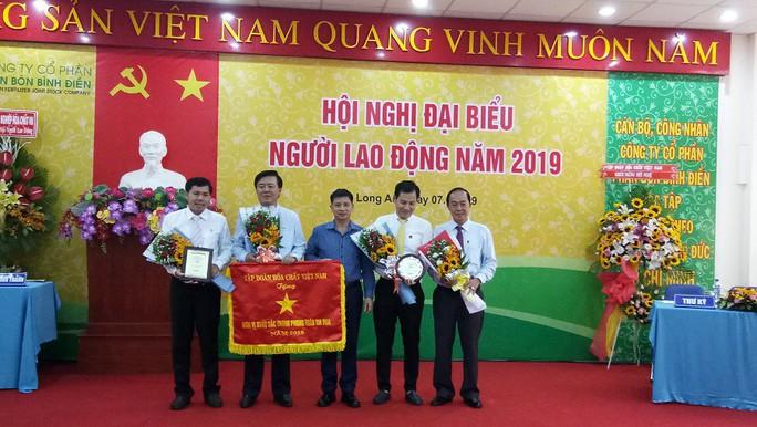 Công ty CP Phân bón Bình Điền chăm lo tốt cho người lao động - Ảnh 1.
