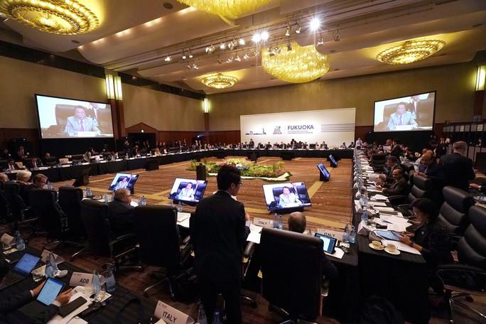 Hội nghị G20 đối mặt nhiều nỗi lo - Ảnh 1.