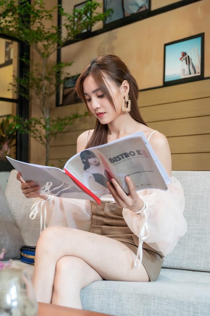 Ninh Dương Lan Ngọc từng muốn bỏ nghề vì tin đồn làm gái - Ảnh 2.