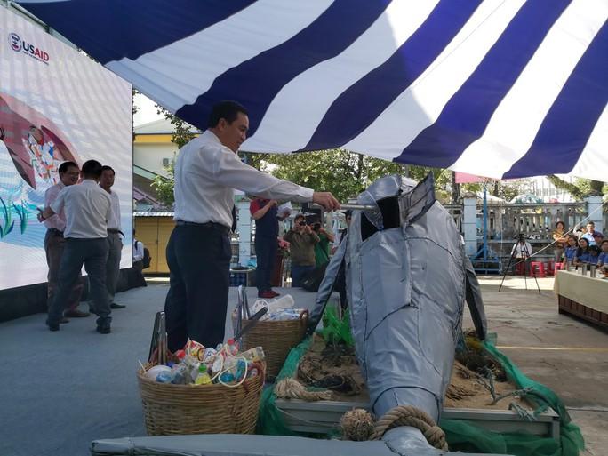 Phú Quốc ra quân quyết dẹp sạch rác thải nhựa - Ảnh 3.