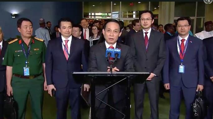 Truyền thông quốc tế nói gì về Việt Nam trúng cử Ủy viên không thường trực HĐBA? - Ảnh 1.