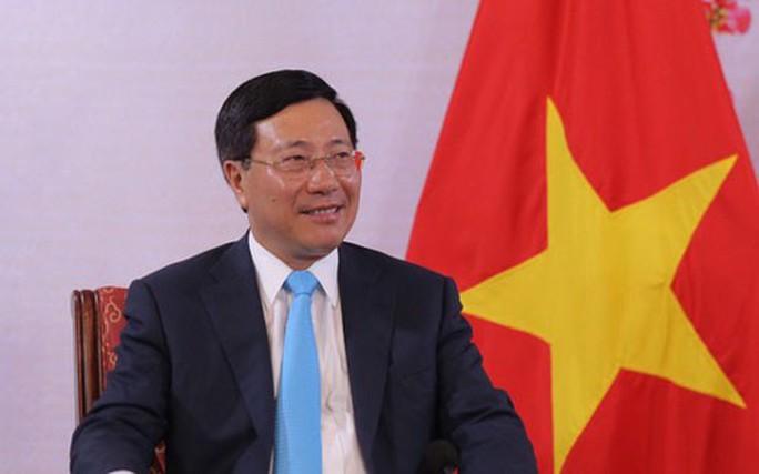 Việt Nam đóng góp vào hòa bình thế giới - Ảnh 1.