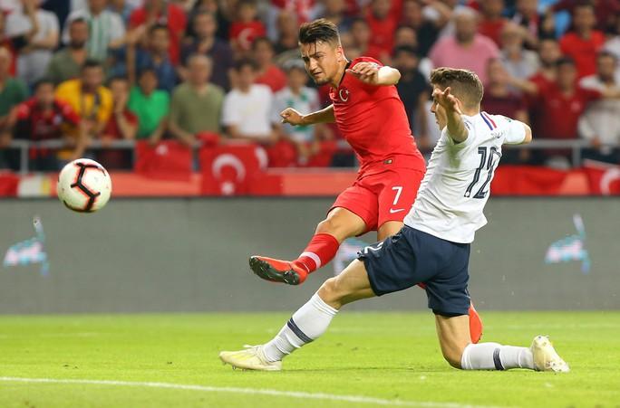 Sốc: Thổ Nhĩ Kỳ quật ngã nhà vô địch World Cup ở vòng loại Euro - Ảnh 5.