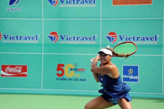 Giải Quần vợt VTF Pro Masters 500 lần 2 - 2019: Hưng Thịnh TP HCM đại thắng - Ảnh 1.