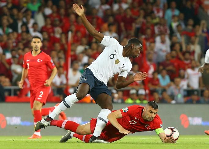 Sốc: Thổ Nhĩ Kỳ quật ngã nhà vô địch World Cup ở vòng loại Euro - Ảnh 7.