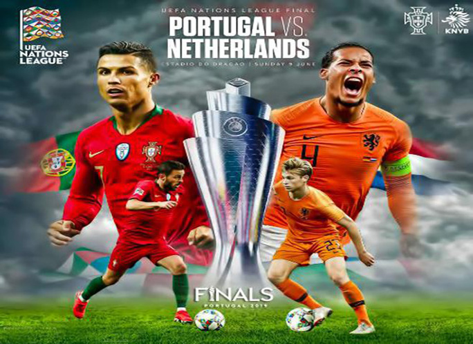 Hà Lan - Bồ Đào Nha: Tranh ngai vàng Nations League - Ảnh 1.