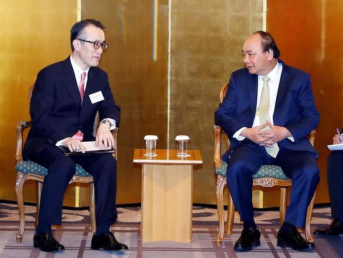 Việt - Nhật trao văn kiện hợp tác hơn 8 tỉ USD - Ảnh 1.