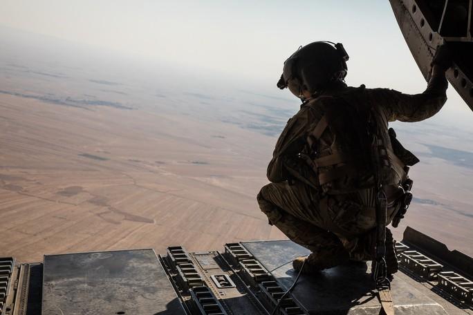 Được Mỹ chi tiền, Anh và Pháp điều thêm quân tới Syria? - Ảnh 1.