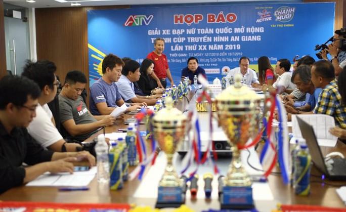Nguyễn Thị Thật vắng mặt để tập trung cho Olympic - Ảnh 1.