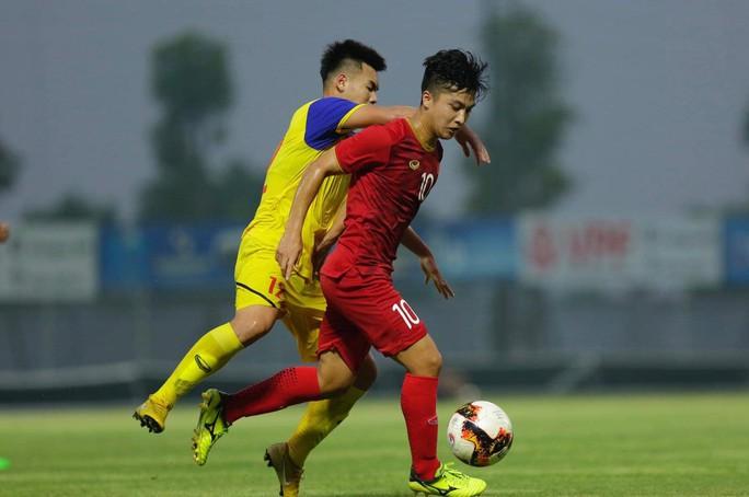 U22 Việt Nam đấu Trung Quốc: Có Hà Đức Chinh, vắng Martin Lò - Ảnh 2.