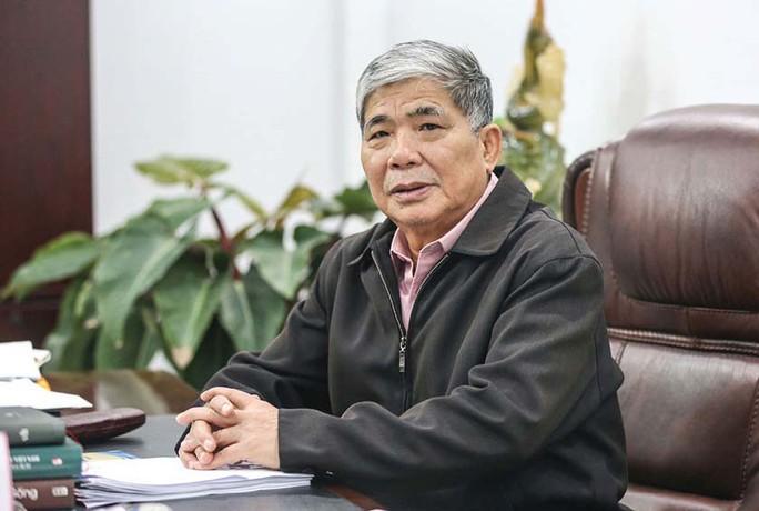 Ông Lê Thanh Thản nói chưa biết thông tin bản thân bị khởi tố - Ảnh 1.