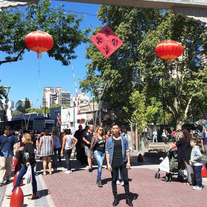 Mỹ: Ảnh hưởng của Trung Quốc ở Nam Mỹ đạt mức chưa từng có - Ảnh 1.