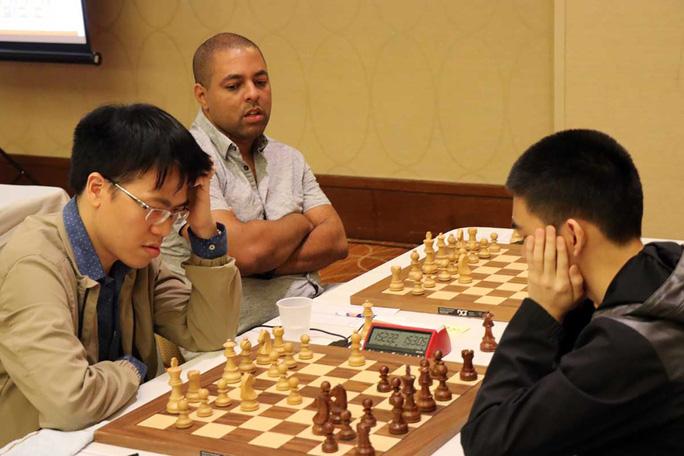Lê Quang Liêm mơ trở lại tốp 20 thế giới - Ảnh 1.
